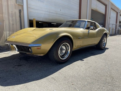 Paint and body work - Gold