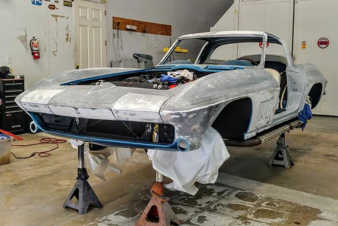 1967 Corvette Custom Paint Naples FL