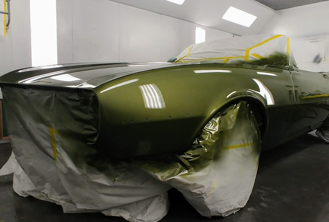 High End Paint and Body