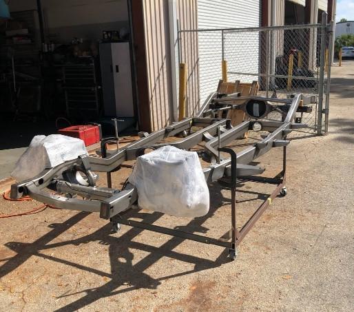 Chassis Suspension Upgrade Naples FL