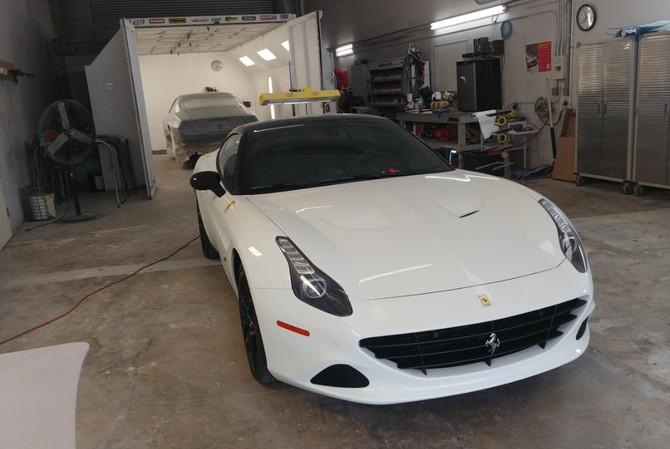 Ferrari Cali Trunk