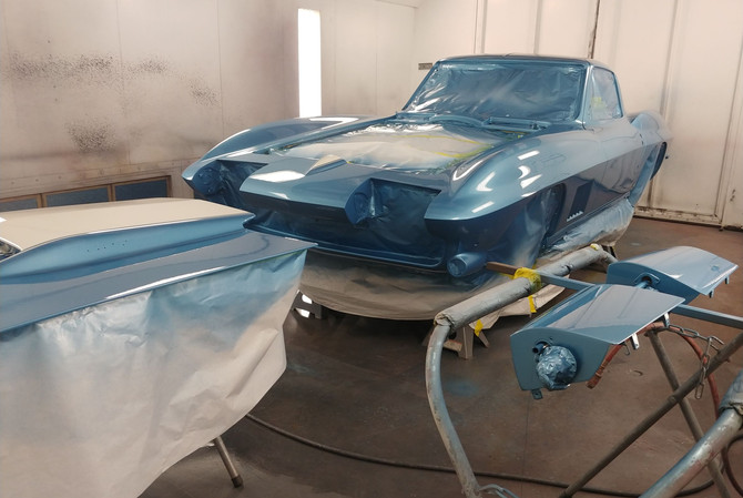 BPR Paint and Body Naples