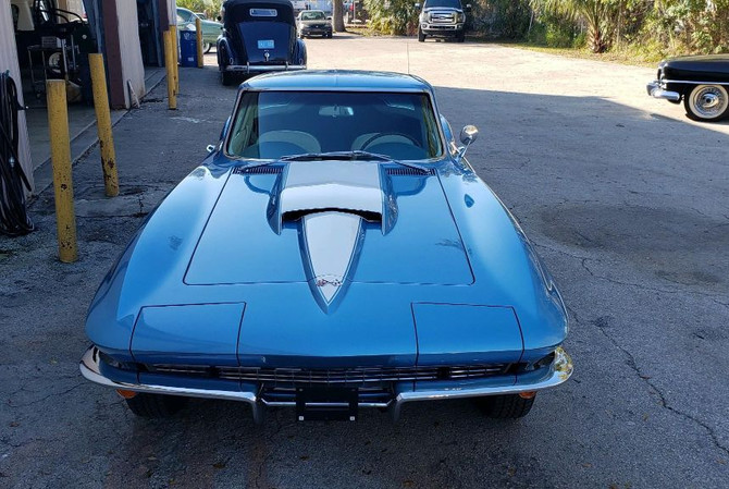 1967 Corvette High End Paint Naples FL