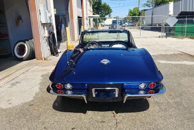 1964 Corvette Convertible - Restored