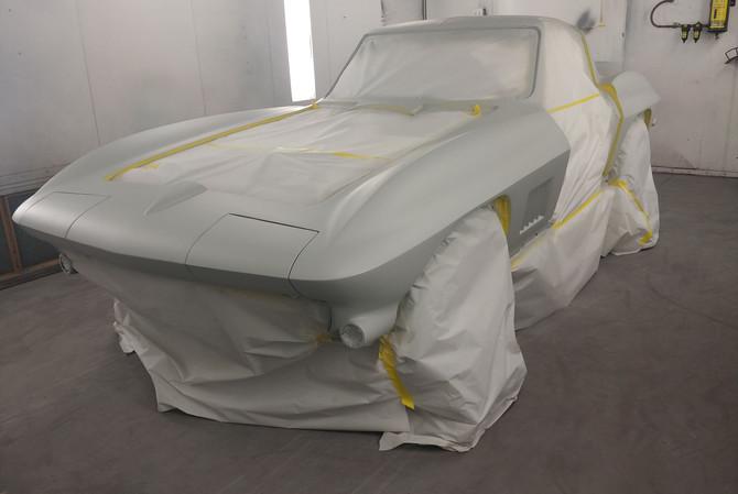 Custom Auto Paint Shop Naples FL