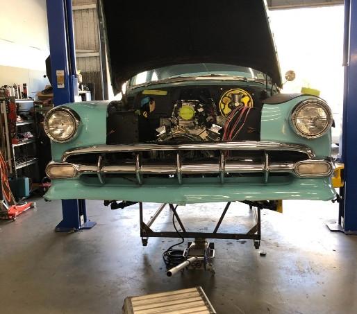 GM Ramjet Install