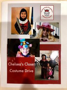 Chelsea Hicks Foundation Costume & Accessories