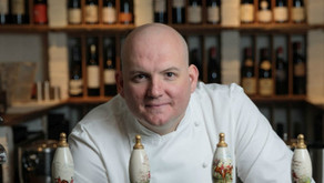 AWARD WINNING CHEF STEVE SMITH JOINS VICTOR YU IN THE KITCHEN FOR AN EXCLUSIVE COLLABORATION