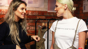 MANCS JOIN THE FASHION REVOLUTION WITH T-SHIRT SWAP TO HONOUR RANA DEAD