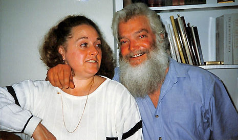 P-4843 Brett Lawrence and Mary Lawrence at Holly Rogerson party 1998.jpg