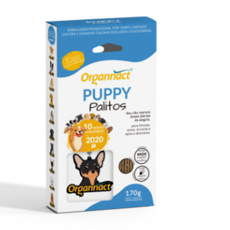 Puppy Palitos Organnact 170g