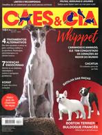 WHIPPET - Matéria para revista Cães e Cia com a nossa participação