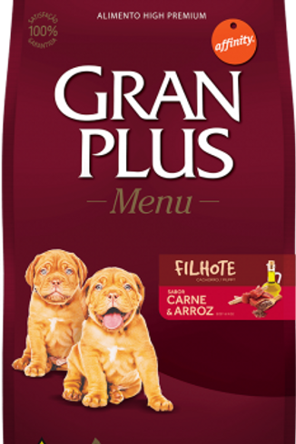 Gran Plus Filhote 15kg