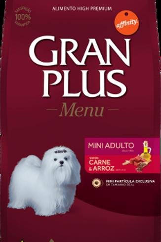 Gran Plus Menu Carne - 10,1kg