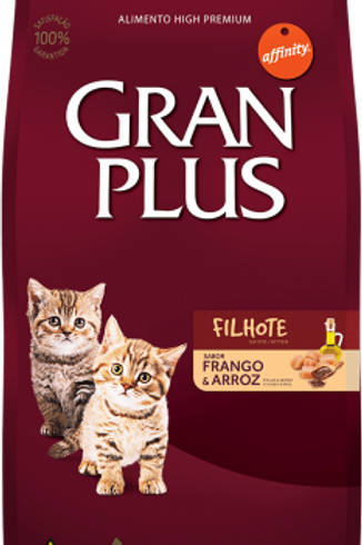 Gran Plus Gato Filhote 3kg