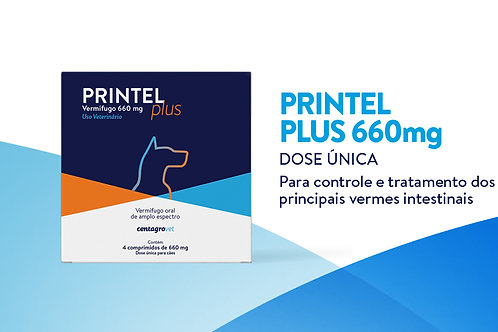 PRINTEL PLUS 660 mg