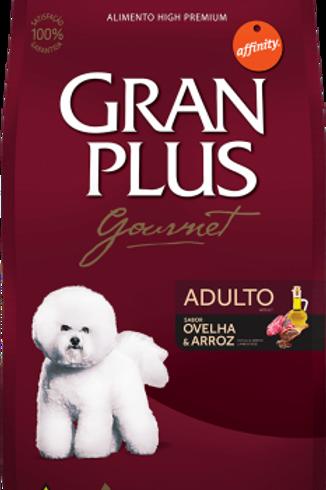 Gran Plus Gourmet Ovelha - 3kg