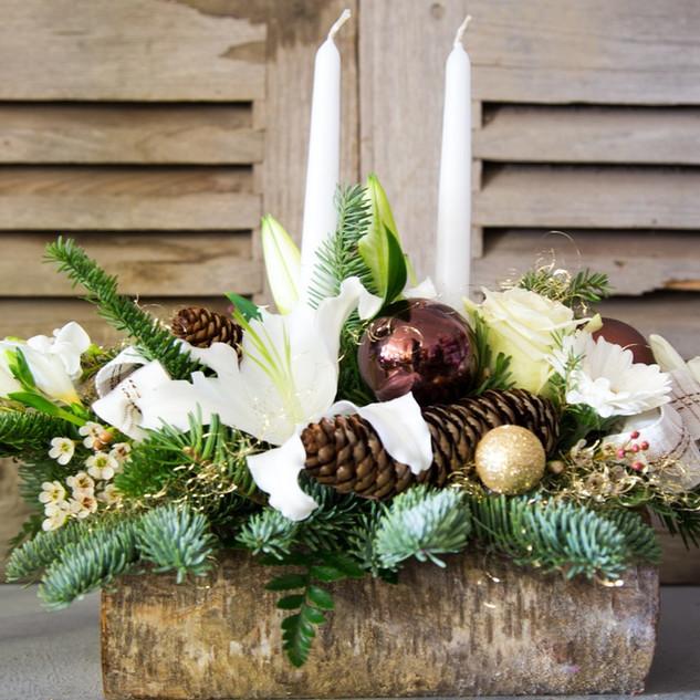 fleurs-noel-chavanod-annecy-centre-table