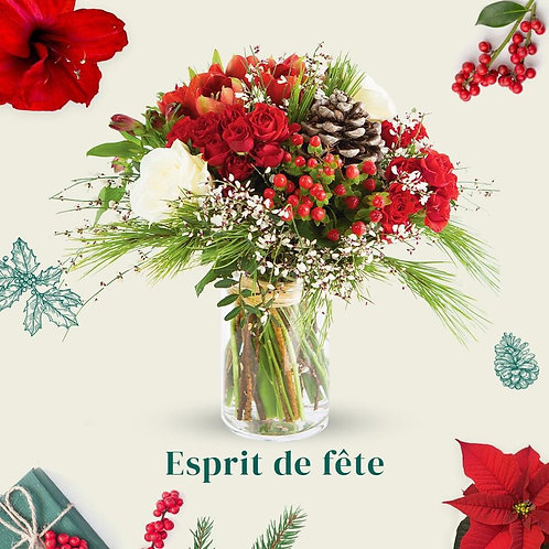 Bouquet esprit de fête