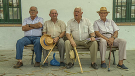 "Filming in Frigliana, Spain - C4 - ""A New Life in the Sun"""