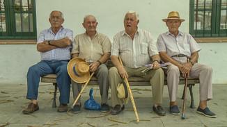 "Filming in Frigliana, Spain - C4 - ""A New Life in the Sun"""