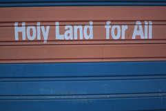 Jerusalem graffitti