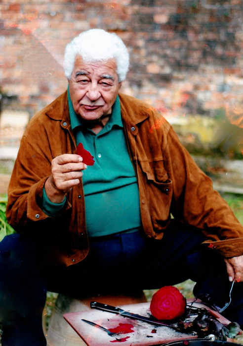 "Antonio Carluccio - ""The Great British Food Revival"" - BBC2 - Beetroot"