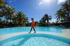 Nikki in Mauritius