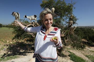 Kate Quilton - Argon Oil - Morocco - Goats on Trees - C4