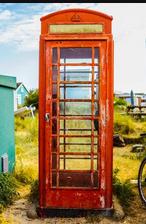 Mudeford Phone Box