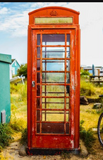 Mudeford Phone Box