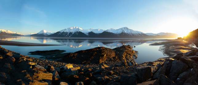 The Turnagain Arm - Alaska