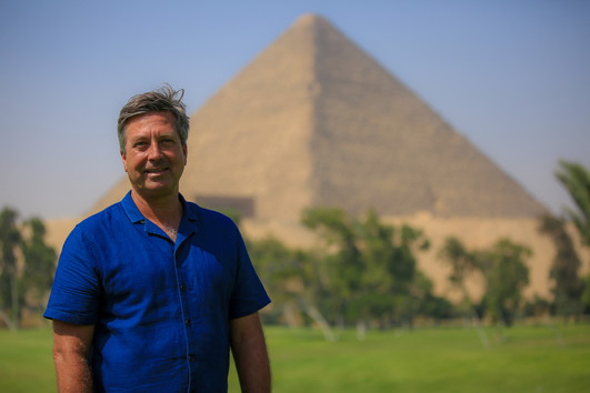 "Cairo - Egypt - ""John Torode's Middle East"" - The Food Network"