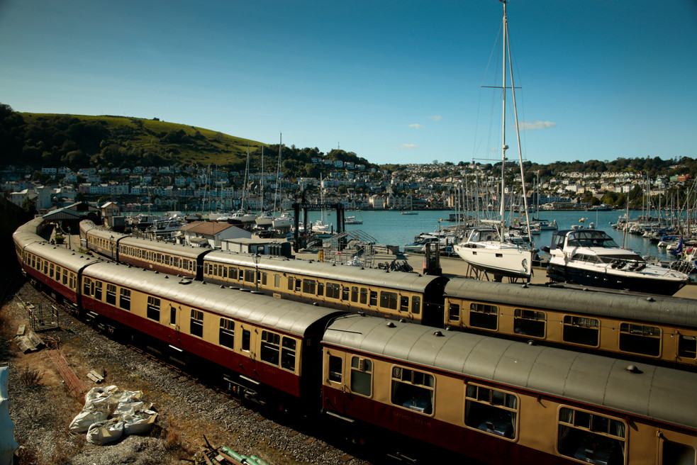 The World's Most Scenic Railway Journeys - C5
