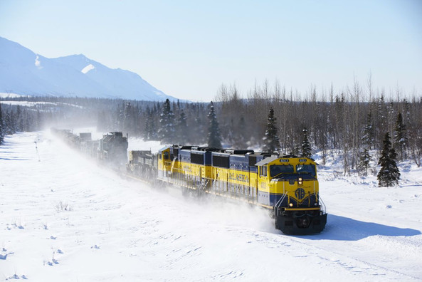 Rail Road Alaska