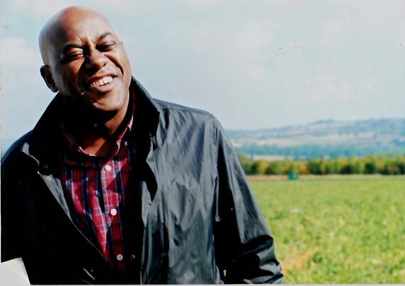 "Ainsley Harriott - ""The Great British Food Revival"" - BBC2 - Heritage Peas"