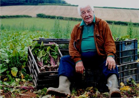 """Antonio Carluccio - """"The Great British Food Revival"""" BBC2"""