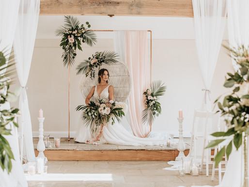 Top tips if  your wedding is postponed due to Coronavirus.