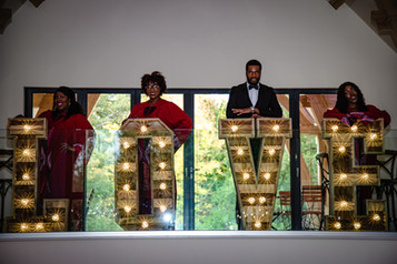Ceremony Gospel choir