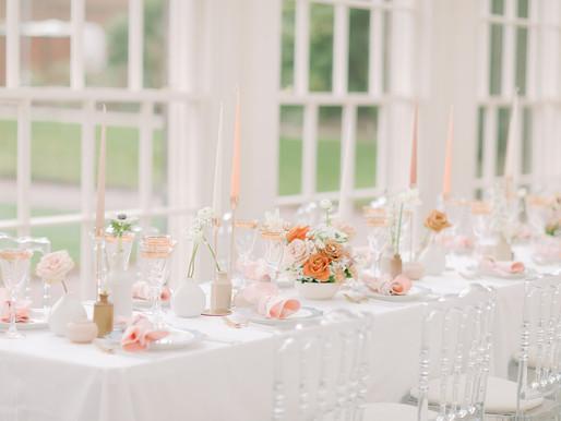 Fresh and elegant Spring wedding Inspiration