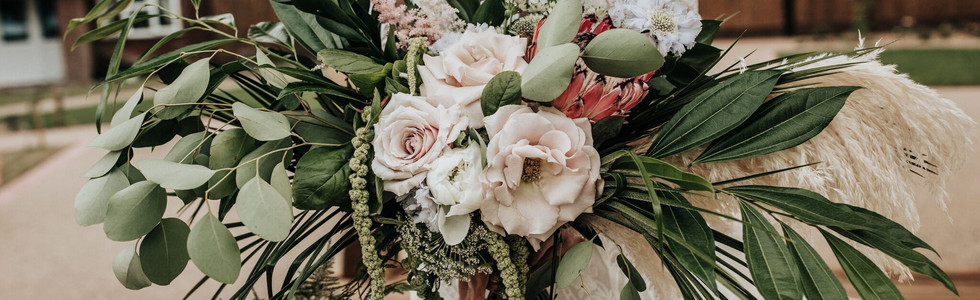The Wow factor bouquet