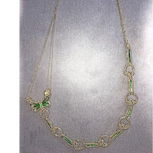 Emeralds in Flight