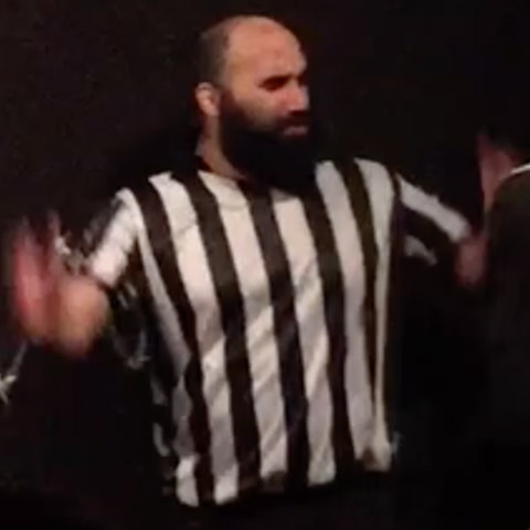 "Referee ""Maroon 5"" Devin"