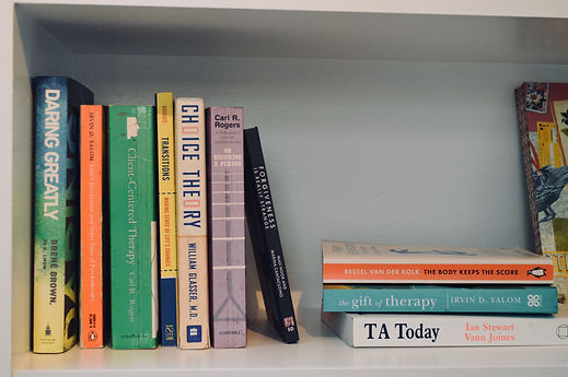 therapy books