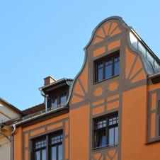 aSanierung I Denkmlgeschütztes MFH Neugasse 14, Meissen