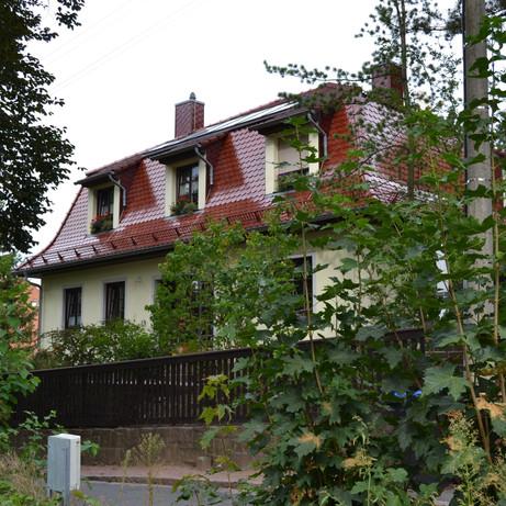 Sanierung I Villa mit Einliegerwohnung, Meissen