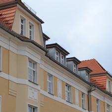 Sanierung I Kalkberg 4-9, Meissen