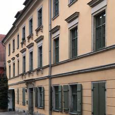 Sanierung I Mehrfamilienhaus mit Innenhof Lorenzgasse 4, Meissen