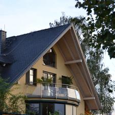 Neubau I Einfamilienhaus mit Schwimmteich, Diera