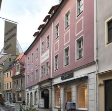Sanierung I Kopfbau Rabenerpassage, Meissen